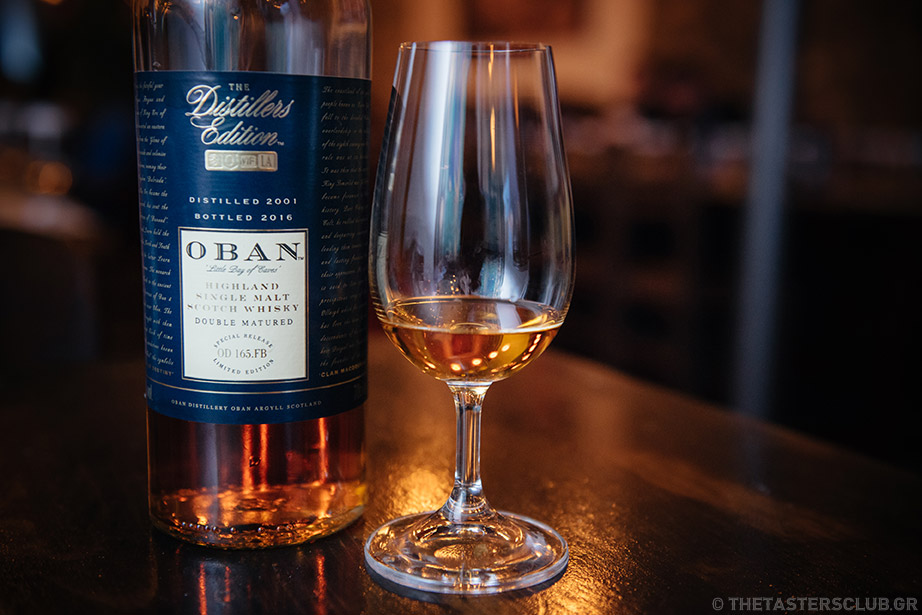 he tasters club highlands whisky tasting oban distillers edition avalon ουισκι