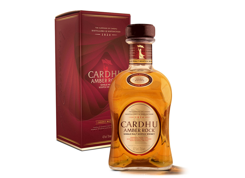 cardhu amber christmas gifting whisky scotch