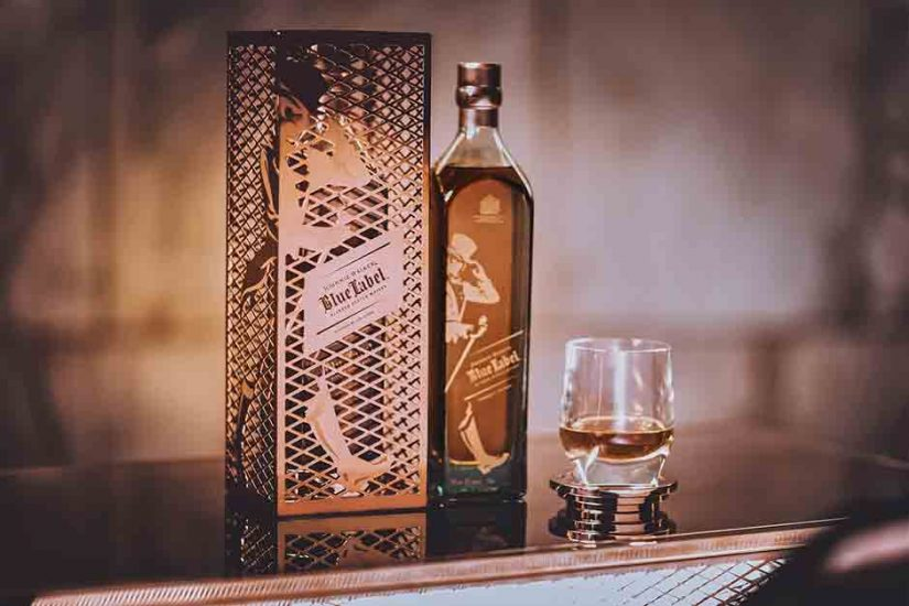 tom dixon johnnie walker whisky