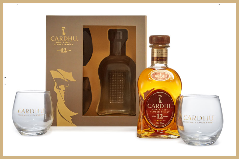 cardhu christmas gifting whisky scotch