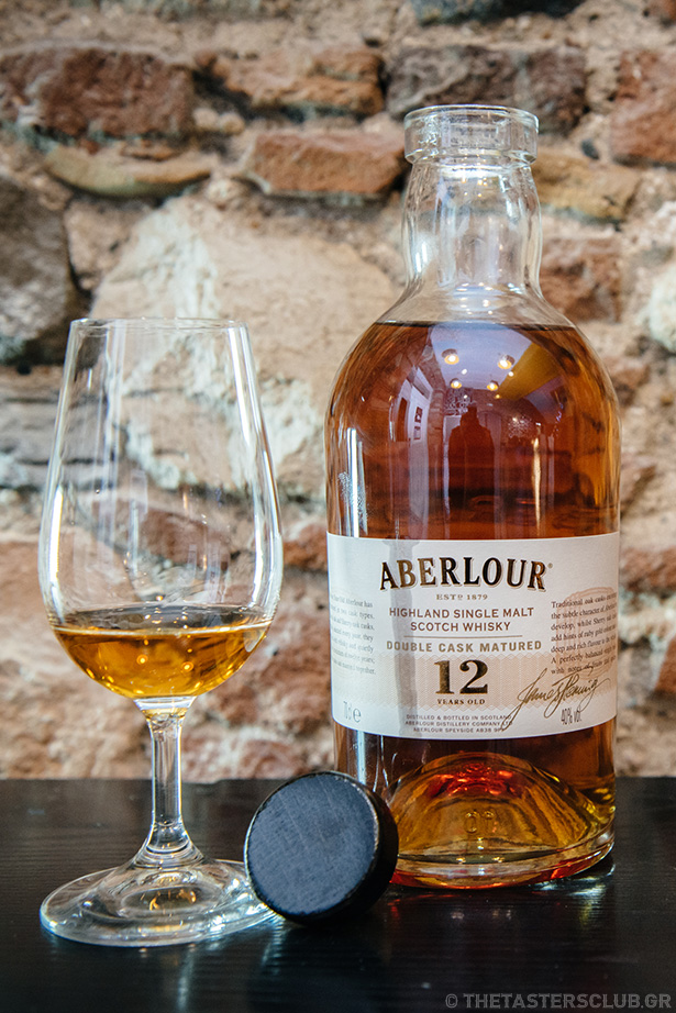 the tasters club whisky tasting day aberlour 12 yo impact hub ουισκι