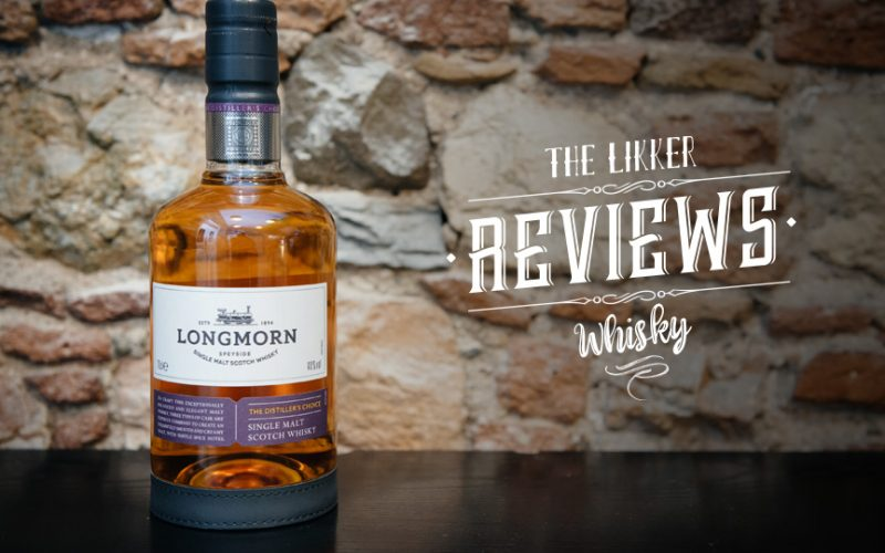 longmorn the distillers choice the likker review ουισκι