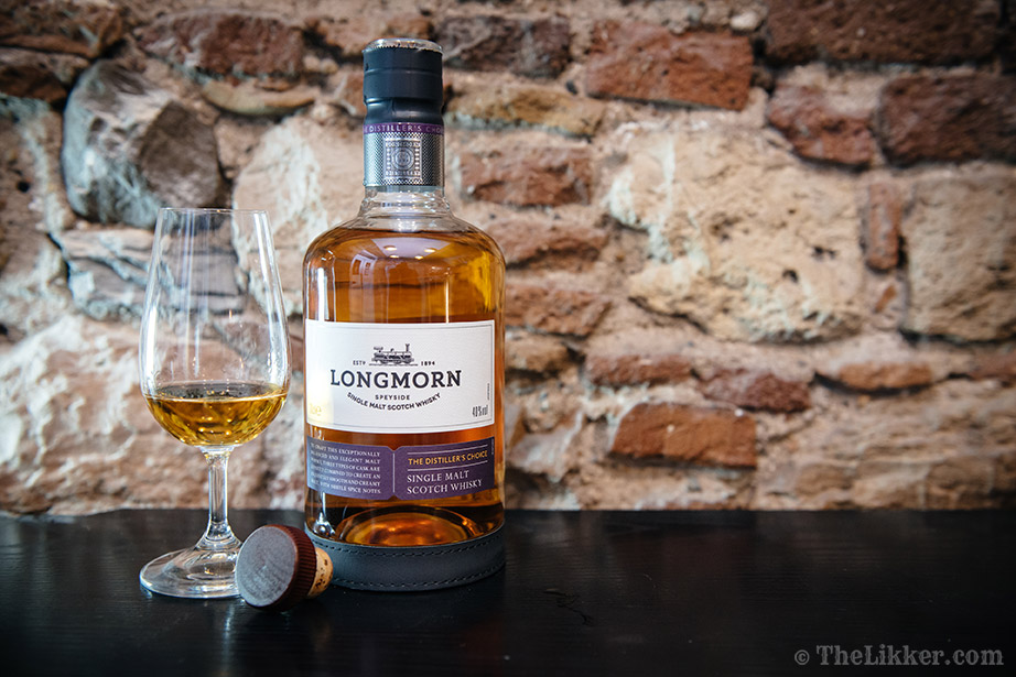 longmorn the distillers choice the likker reviews