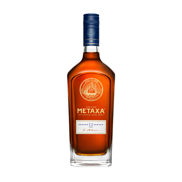 metaxa 12 bottle