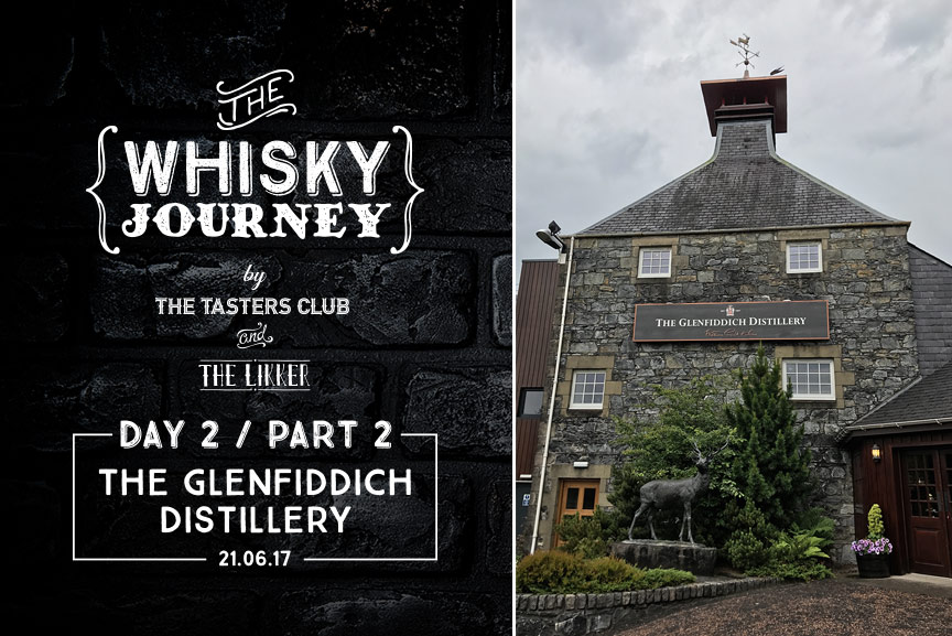 Glenfiddich distillery scotland