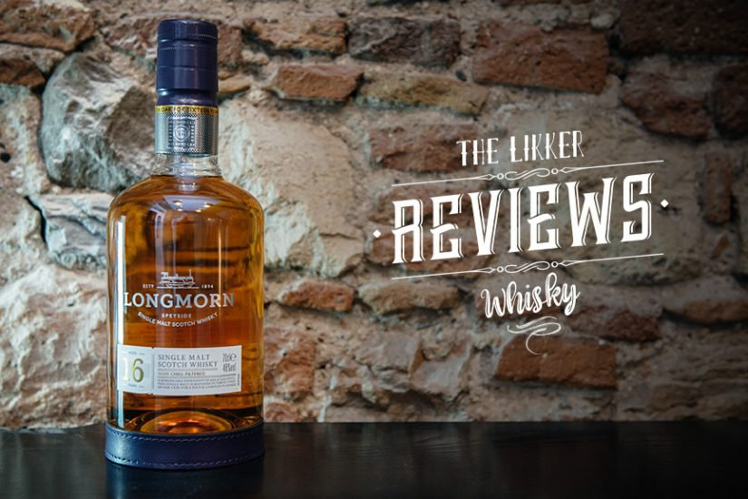 longmorn 16 years old the likker review ουισκι