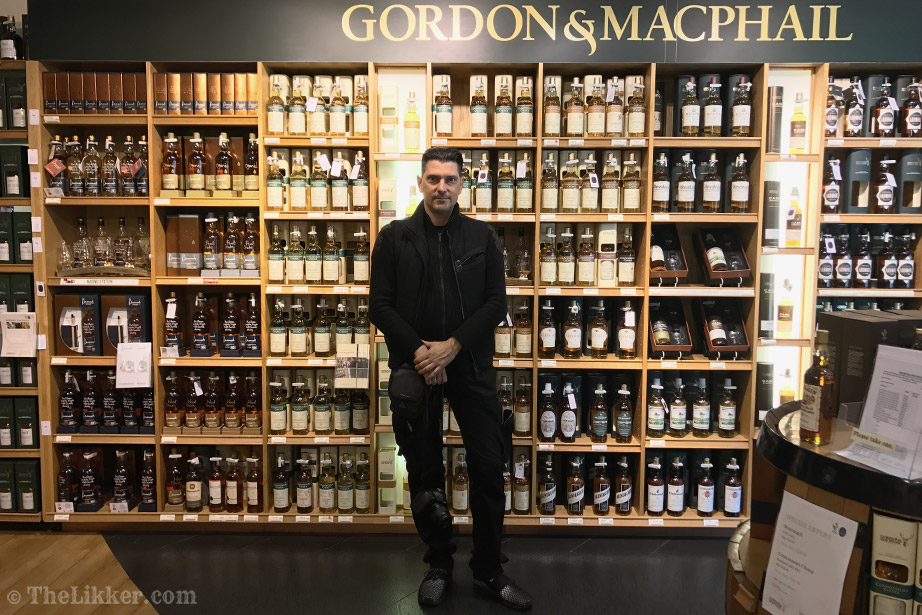 gordon and macphail Elgin the likker whisky μηλιωνης