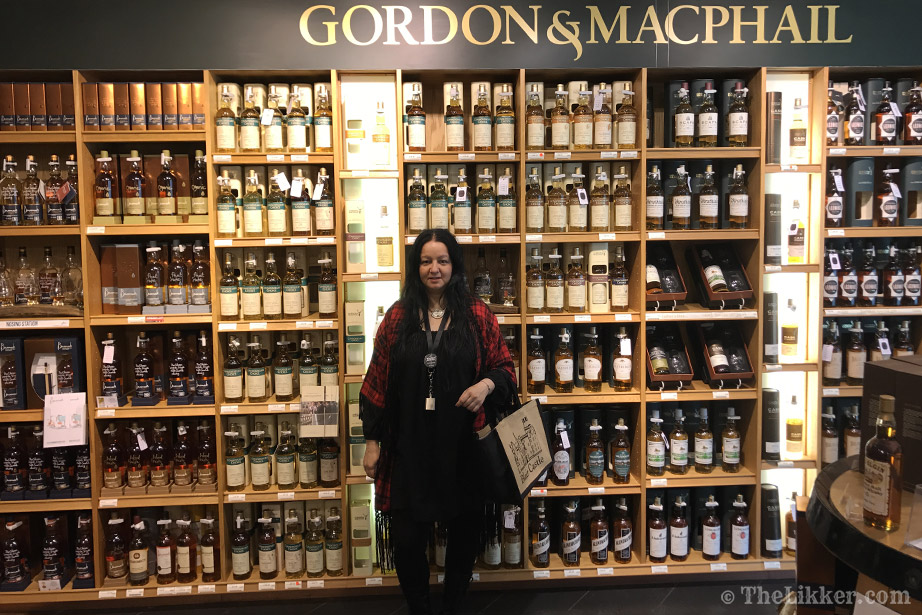 gordon and macphail Elgin the likker whisky χρυσοβιτσιωτη