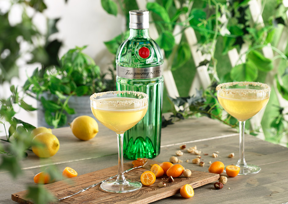Tanqueray cocktails