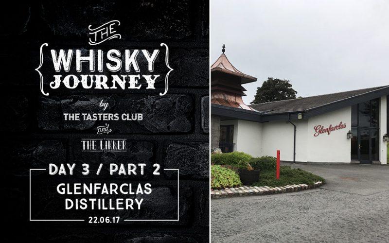 Glenfarclas distillery whisky