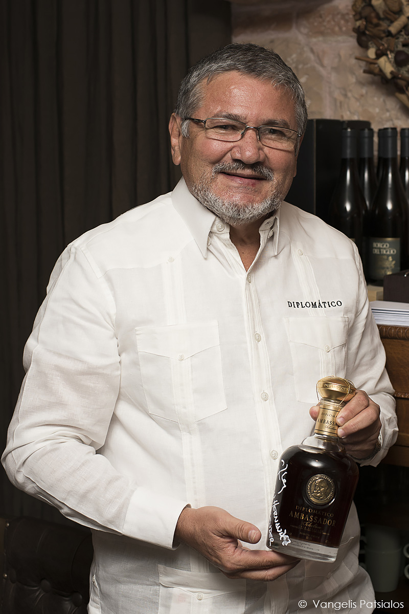 diplomatico rum barbet batch kettle λιθοινον nelson hernandez