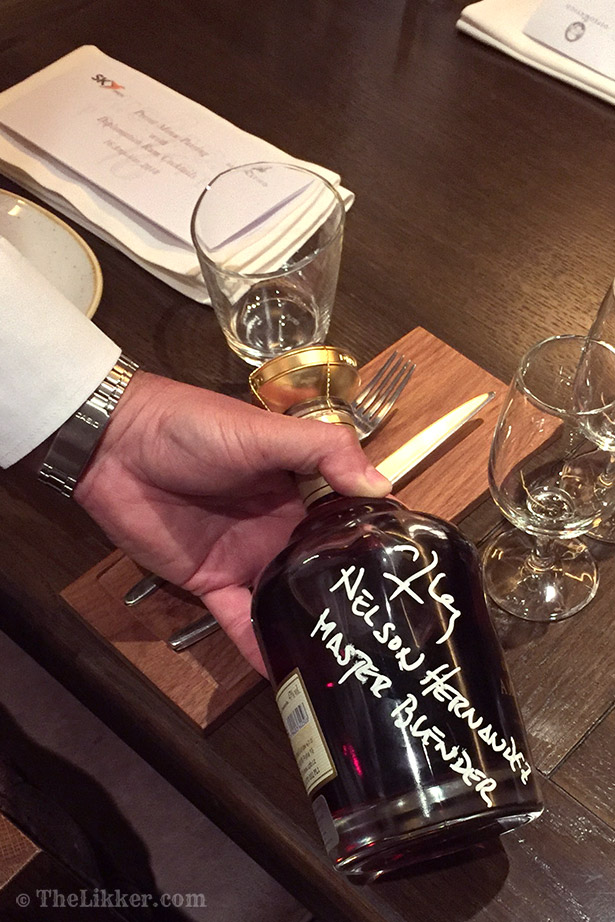 diplomatico rum barbet batch kettle λιθοινον nelson hernandez