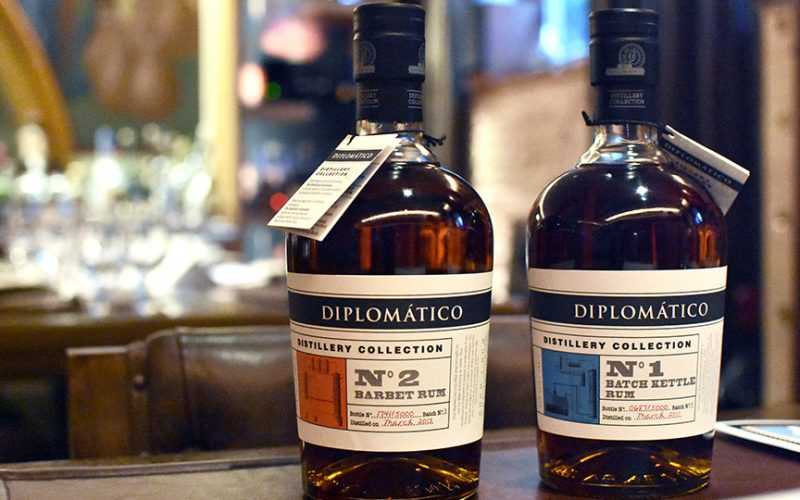 diplomatico rum barbet batch kettle λιθοινον