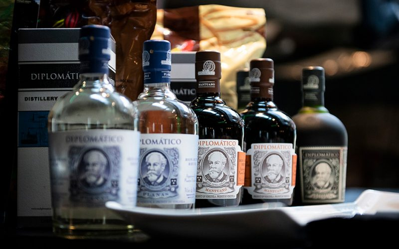 Rum Day Diplomatico