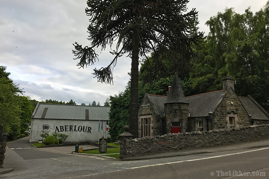 aberlour distillery whisky