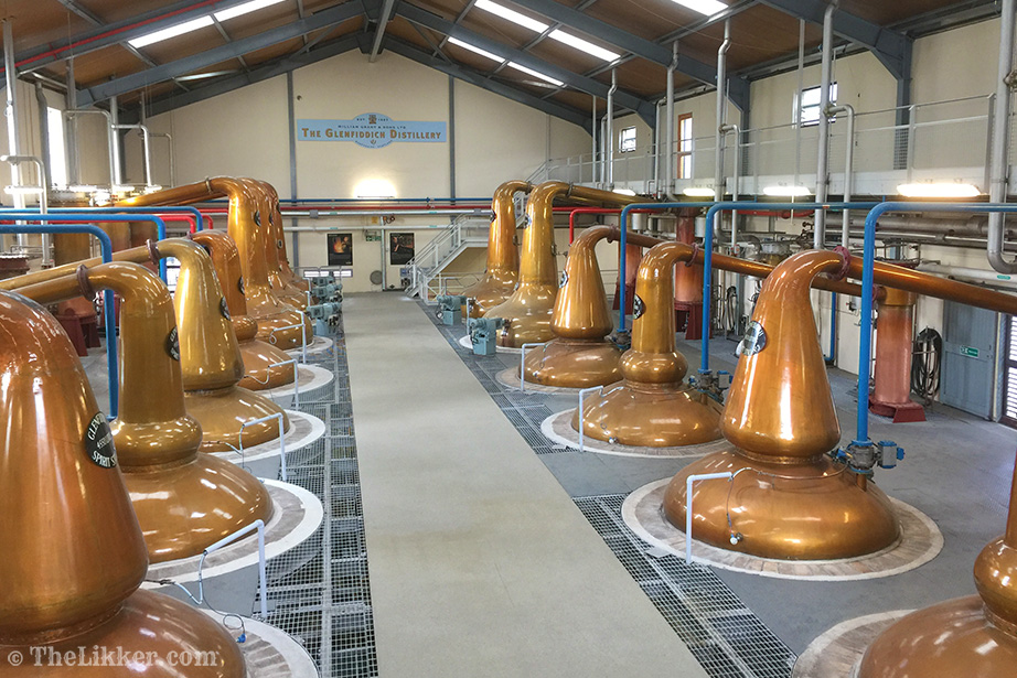 glenfiddich distillery whisky