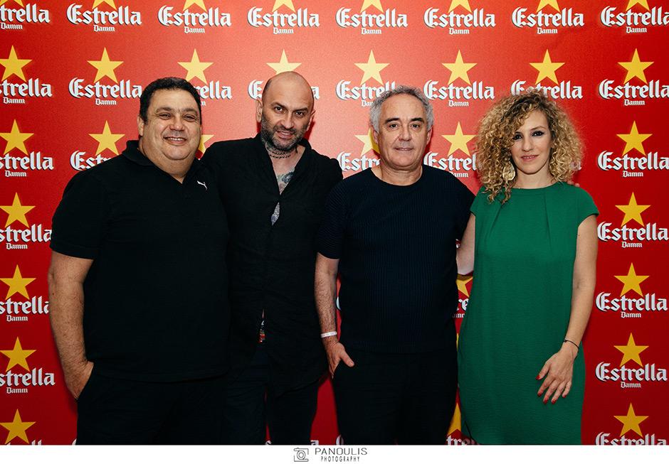 Ferran Adria Estrella