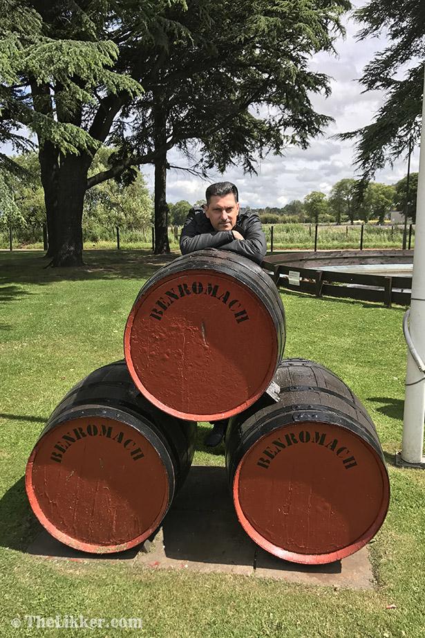 benromach distillery Milionis