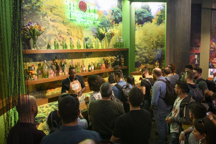 diageo athens bar show