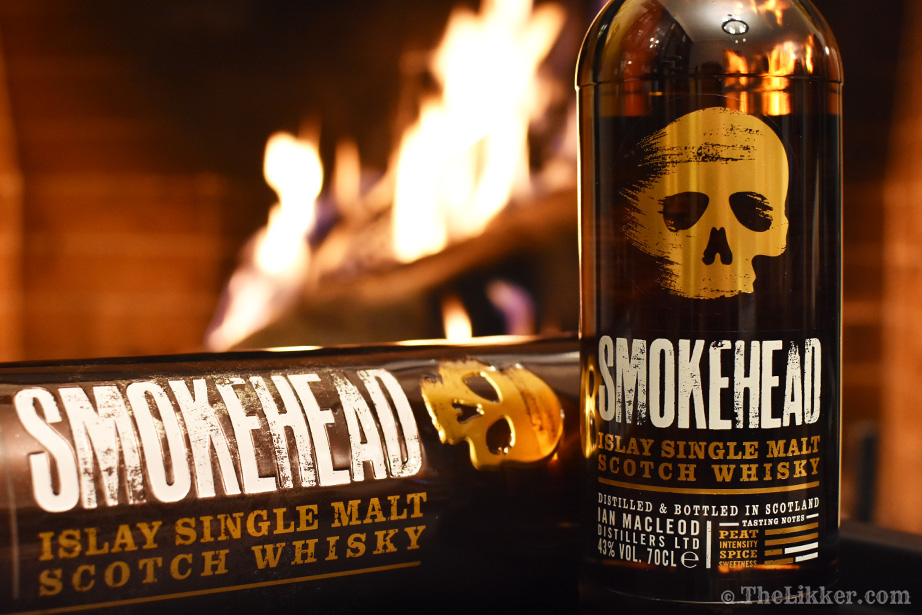 smokehead whisky the likker review