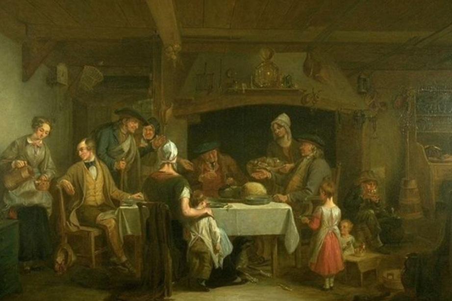 The Haggis Feast