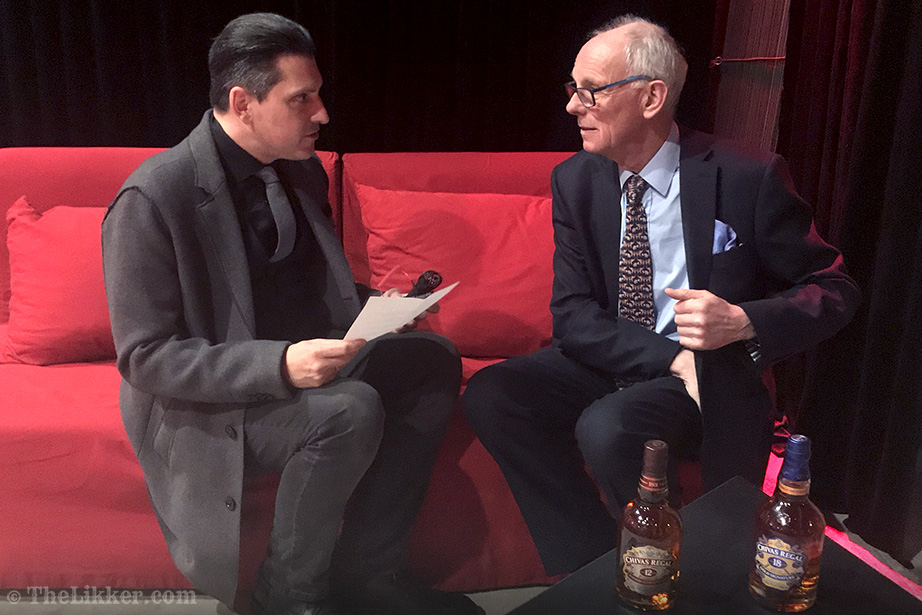 Colin Scott Chivas the blend the Likker interview to Yiannis Milionis Athens 2019