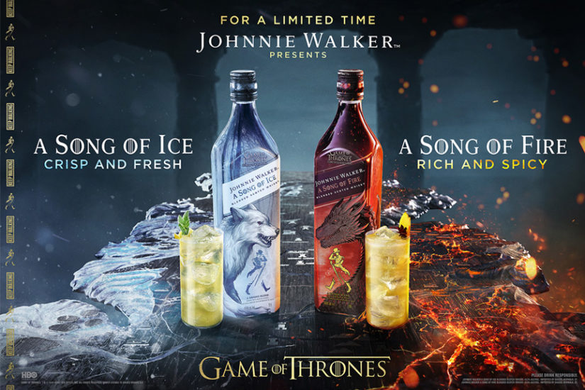 Johnnie Walker Song of Ice & Song of Fire