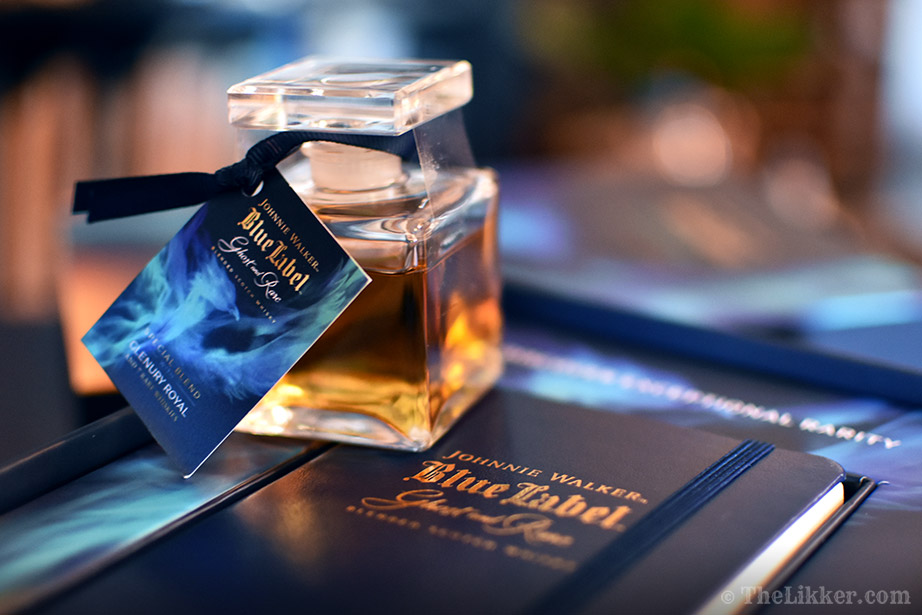 johnnie walker blue label ghost and rare glenury royal the likker reviews