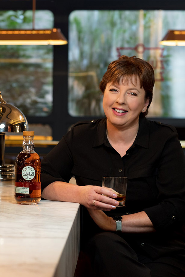 roe and co distillery opening the likker Caroline Martin