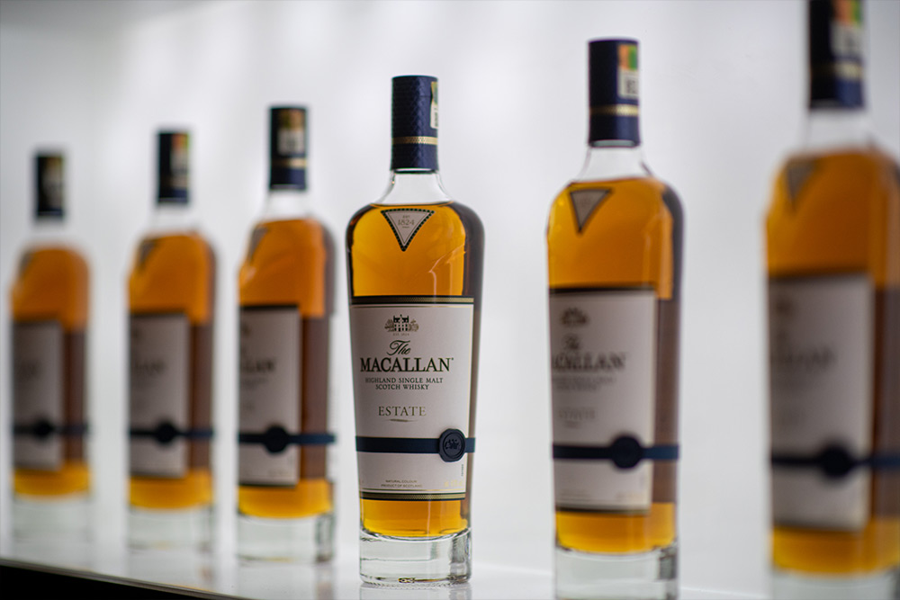MACALLAN ESTATE DINNER ECALI CLUB
