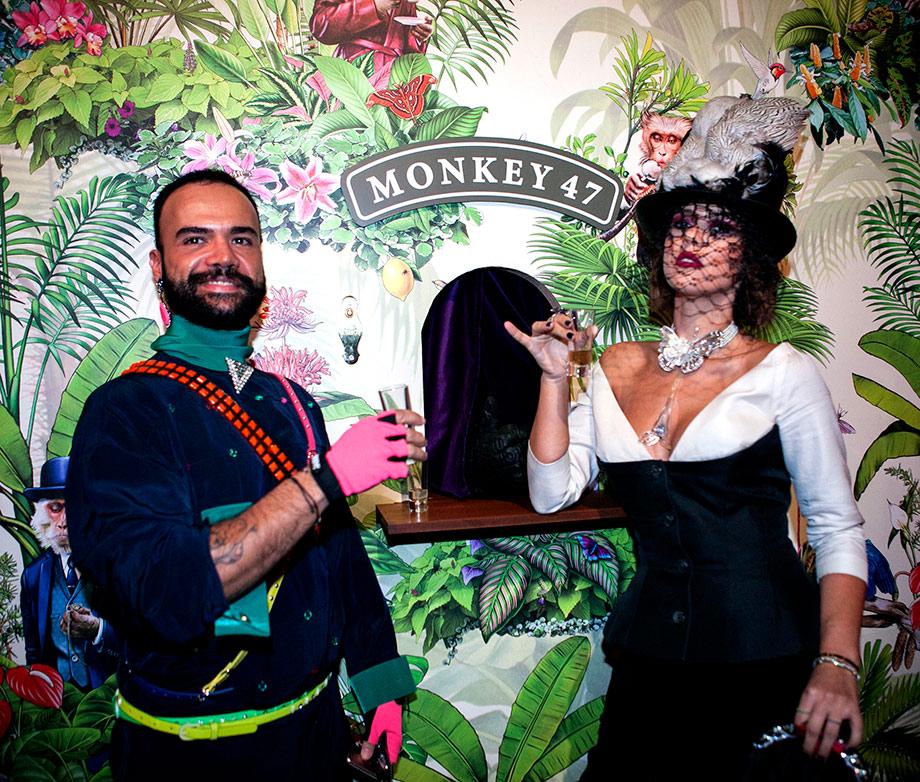 the wild monkey inn monkey47