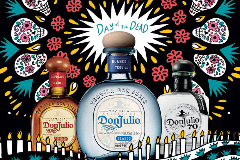 Don Julio Day of the Dead