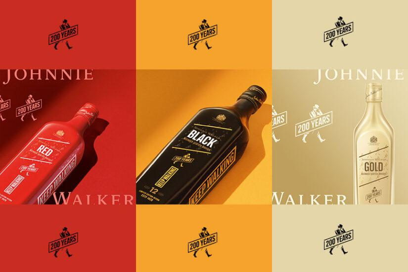 JOHNNIE WALKER 200 YEARS