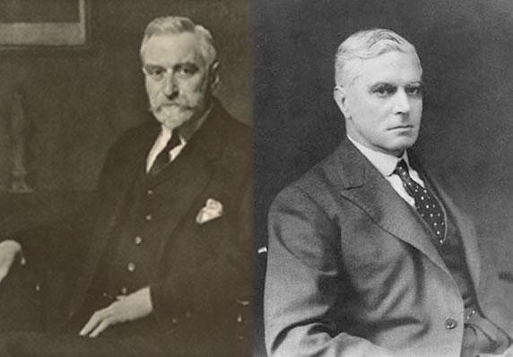 Alexander II Walker George Paterson Walker
