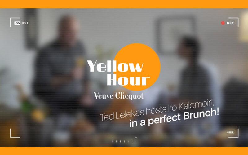 Veuve Clicquot Yellow Hour