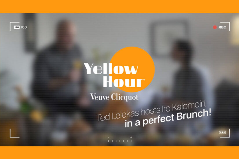 Veuve Clicquot Yellow Hour