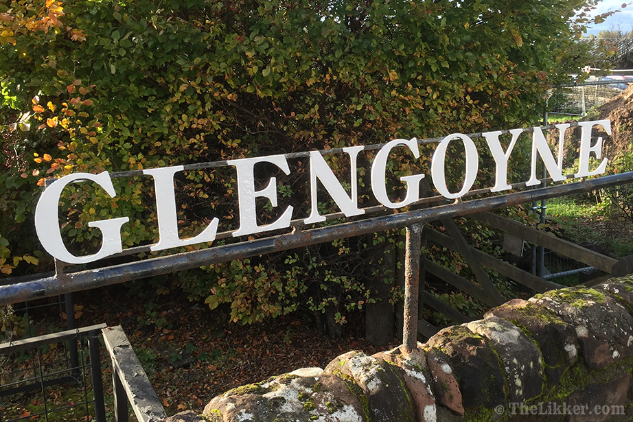 glengoyne distillery visit by Yiannis MIlionis The Tasters Club and The LIkker