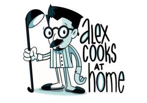 alex cooks home