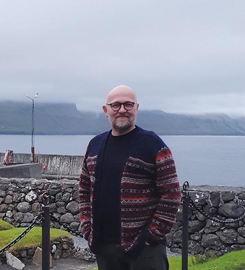 Bogi Mouritsen Faer Isles Distillery
