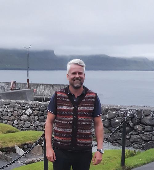 Danial Hoydal Faer Isles Distillery