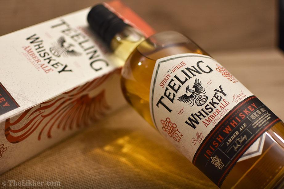 teeling whiskey amber ale