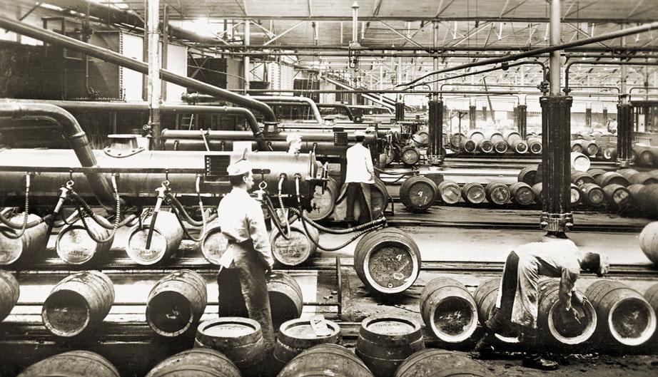brewery vintage